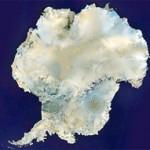 Антарктида з космосу