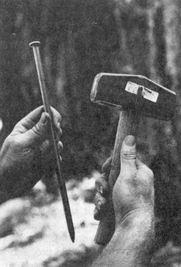 Швях для шипування дерев