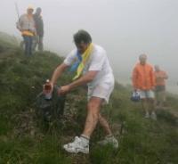Віктор Ющенко 18 липня здійснить сходження на найвищу точку в Україні