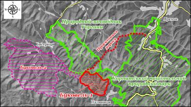 Карта місцевості