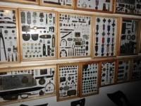В Яворівському парку створили музей мілітарних знахідок