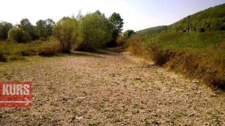 На Закарпатті зникли річки Бистриця Солотвинська та Тлумачик