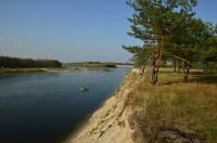 Найбільший річковий острів України, якого немає на картах