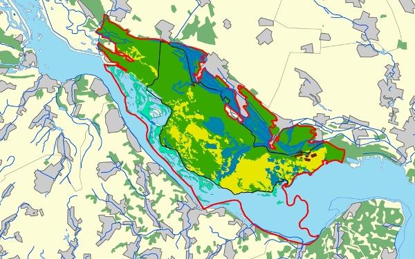 Проектований Національний природний парк «Дівички».