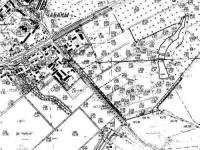 Карта - витоки струмка Дніприк