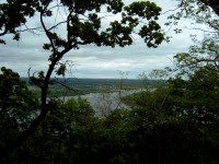 Вид на Канівські острови