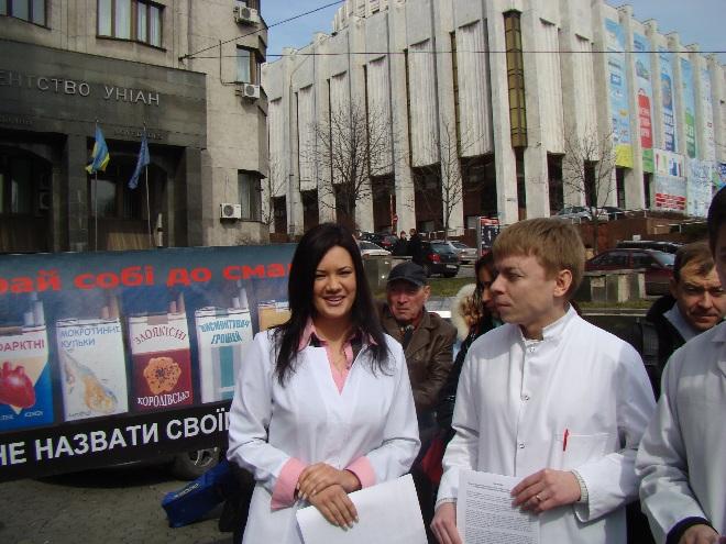 медики - против табака!!!