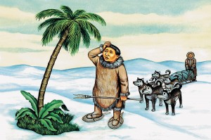 Карикатура Олександра КОСТЕНКА